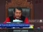 MK Tolak Seluruh Gugatan Prabowo-Sandi