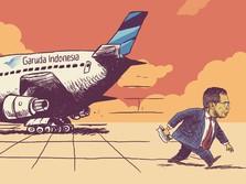 Poles Lapkeu, Ini Tumpukan Sanksi untuk Garuda Indonesia