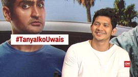 VIDEO: Iko Uwais Soal Main Film Bollywood hingga Adegan Intim