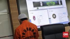 Kasus Pemilik Youtube Muslim Cyber Army Segera Disidangkan