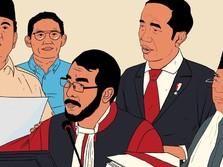 Akhir Cerita Pilpres 2019: Jokowi Menang, Prabowo Kalah