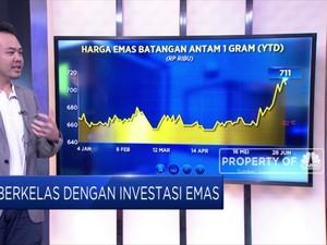 Emas, Tren Investasi Masa Kini