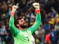 Alisson Momok Messi di Copa America 2019