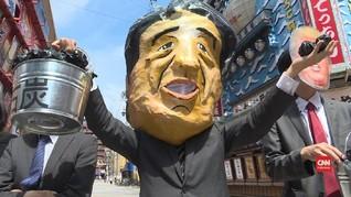 VIDEO: Jelang G20, Aktivis Jepang Demo Tolak Batu Bara