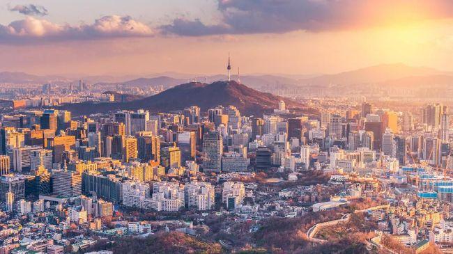 6 Hotel Fotogenik di Korea Selatan