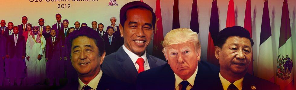 G20 di Negeri Sakura