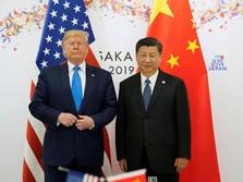 LIVE NOW! Trump Menyampaikan Hasil Pertemuan dengan Xi
