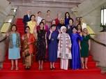 Saat Iriana & First Lady G-20 Bicara Lingkungan Hidup
