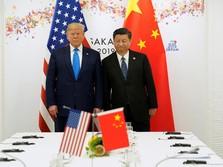 Trump: Tak Ada Tarif Tambahan untuk Produk China