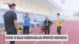 VIDEO: Sosok di Balik Keberhasilan Sprinter Indonesia