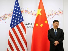 Laba Industri China Turun di Agustus