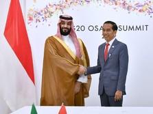 Jokowi Bertemu Pangeran Arab, Apa Kabar Aramco?