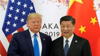 Perang Dagang, Tim AS Kunjungi China Pekan Depan