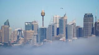 Akibat Kabut Tebal Penerbangan di Bandara Sydney Terganggu