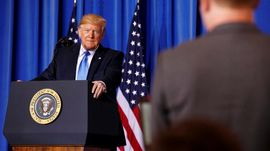 Trump: Saya Tanya Pembunuhan Khashoggi ke Pangeran Saudi