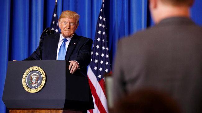 Trump Serang Balik Dubes Inggris karena Hina Gedung Putih