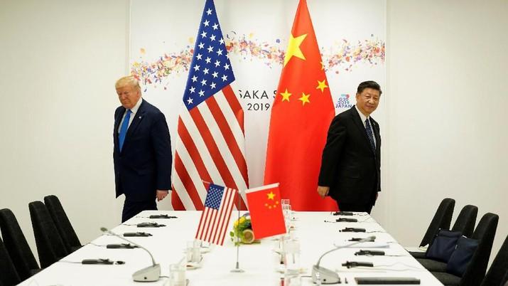 Perang Dagang Buat AS-China Buntung, Ini Buktinya!