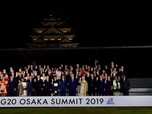 Begini Makan Malam A La Jokowi & Iriana di G-20