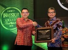 BRI Sabet Penghargaan Khusus di UMKM dan Bank Buku IV Terbaik