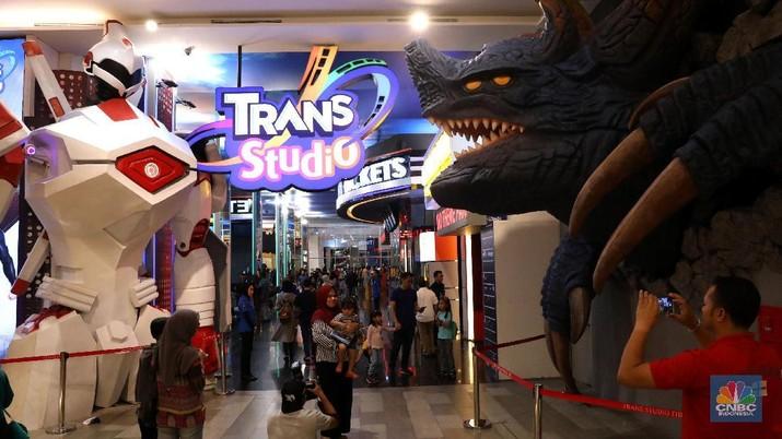 Segera Dibuka, Trans Studio Cibubur Siap Hidupkan Imajinasi
