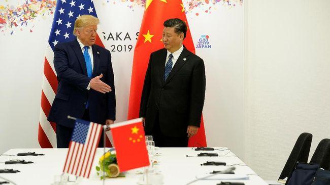 Sukses Buat Trump KO! Ini Kata China Menang di WTO