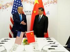 Perang Dagang Basi, AS-China Setuju Batalkan Semua Tarif
