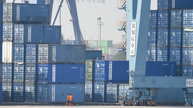 Tertekan Perang Dagang, Ekspor China masih Tumbuh 3,3 Persen