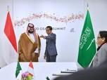 Ada Apa Jokowi Incar Proyek Kereta di Saudi?