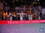 Trans Studio Cibubur Hadirkan Wahana Permainan Kelas Dunia