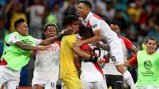 Pedro Gallese, Pahlawan Peru Menuju Final Copa America 2019