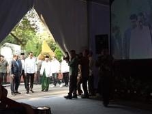 Jokowi Hadiri Penetapan Presiden Terpilih, Prabowo Tidak