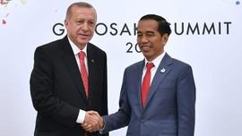 Erdogan Sambangi RI Awal Tahun Depan