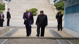 Pertemuan Trump-Kim Jong-un Diharapkan Picu Perdamaian Korea