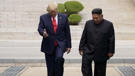 Respons Kim Jong-un, Trump Sebut Belum Tepat Kunjungi Korut