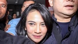 Vanessa Angel Jadi Tahanan Kota Kasus Narkoba