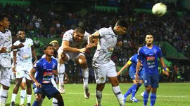 Klasemen Liga 1 2019 Usai Arema FC Kalah dari PS Tira