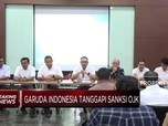 Kena Sanksi OJK, Direksi Garuda Siap Bayar Denda Rp 1,25 M