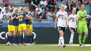 Piala Dunia Wanita: Swedia Tantang Belanda di Semifinal