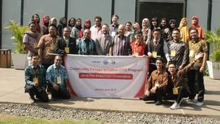Freeport Kembali Kirim Peserta Program CCI Asal Papua