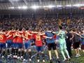 FOTO: Timnas Spanyol U-21 Juara Eropa