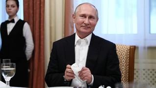 Dukun Siberia Ditangkap karena Disebut Ingin Lenyapkan Putin