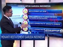 Menanti Restatement Garuda Indonesia