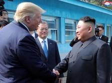 Kim Jong Un Merintis Jalan Menuju Pertumbuhan Ekonomi 4,7%