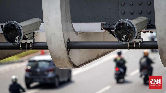 Tilang CCTV untuk Sepeda Motor Disiapkan pada September