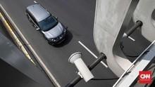 Kecanggihan Tilang CCTV di Tol