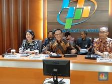 BPS: Terjadi Inflasi 0,55% di Juni 2019