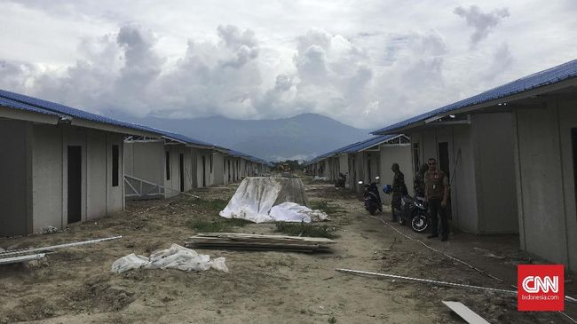 Pemprov Berharap Bantuan Bangun Hunian Korban Gempa Sulteng
