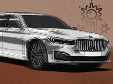 Bedah Canggihnya BMW Seri 7, Penantang Mobil RI-1