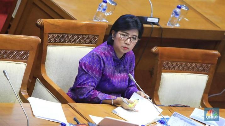 Komisi XI DPR mengundang BIN dalam penetapan calon deputi gubernur senior (DGS) Bank Indonesia (BI) Destri Damayanti.