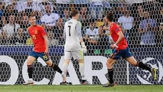 Kalahkan Jerman, Spanyol Juara Piala Eropa U-21